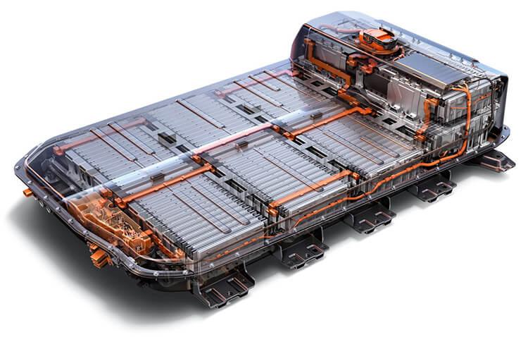 Батарея LG Chem в Chevrolet Bolt EV