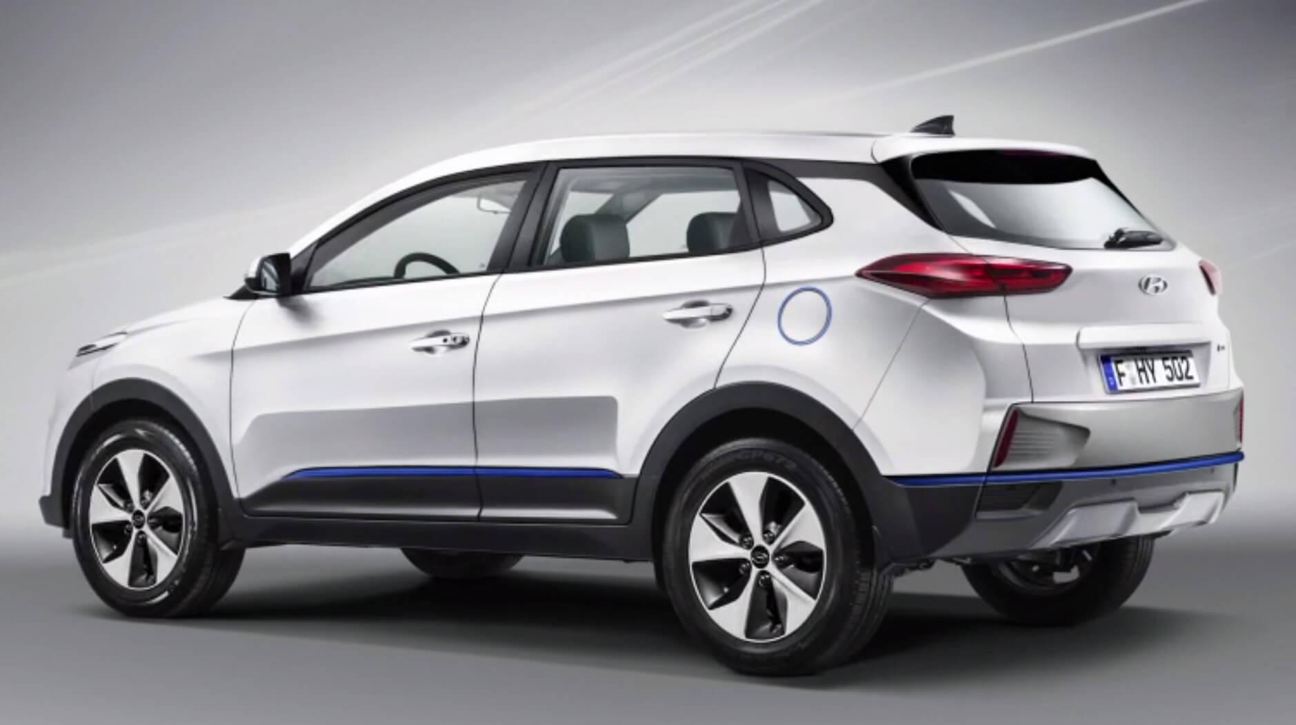 Электрический кроссовер Hyundai Kona — фото 2