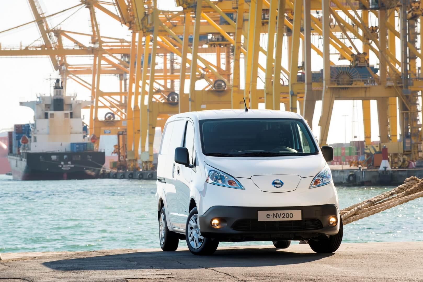 Фотография экоавто Nissan e-NV200 Combi - фото 5