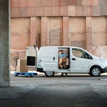 Фотография экоавто Nissan e-NV200 Combi - фото 6