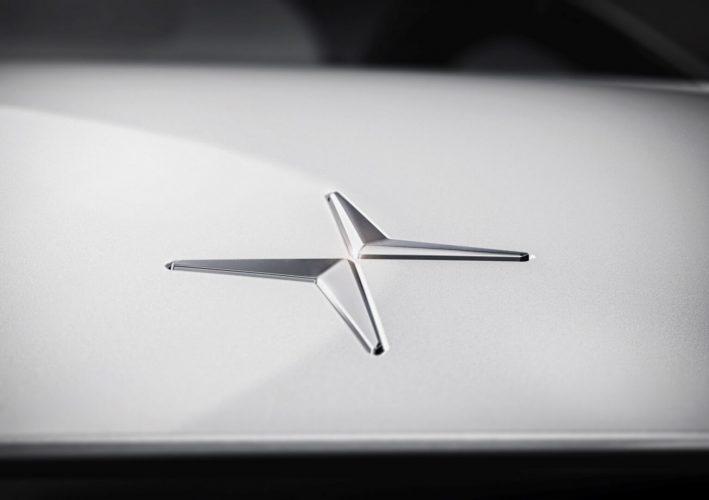 Логотип Polestar