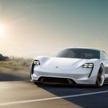 Фотография экоавто Porsche Taycan