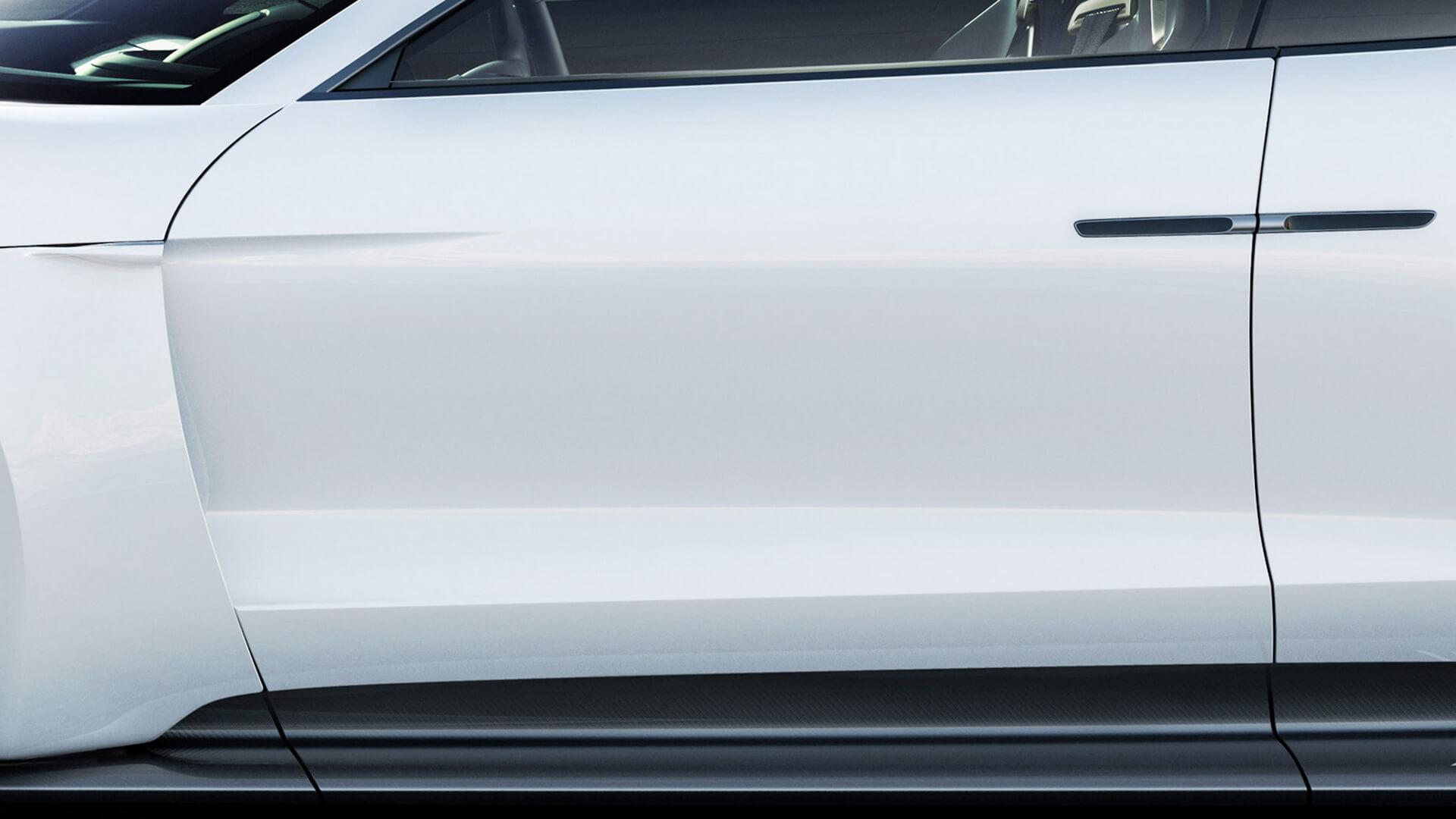 Фотография экоавто Porsche Taycan - фото 7
