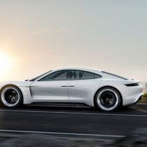 Фотография экоавто Porsche Taycan - фото 8