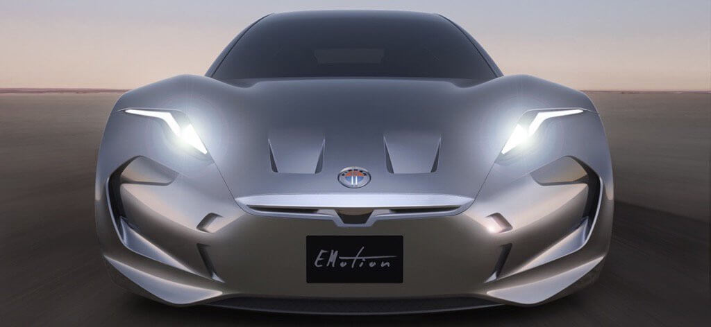 Тизер Fisker EMotion — фото 1