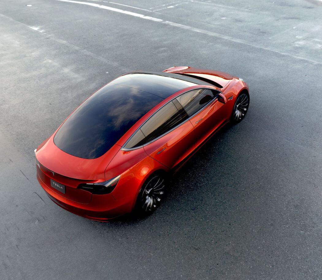 Tesla Мodel 3