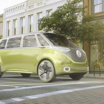 Фотография экоавто Volkswagen I.D. BUZZ - фото 2