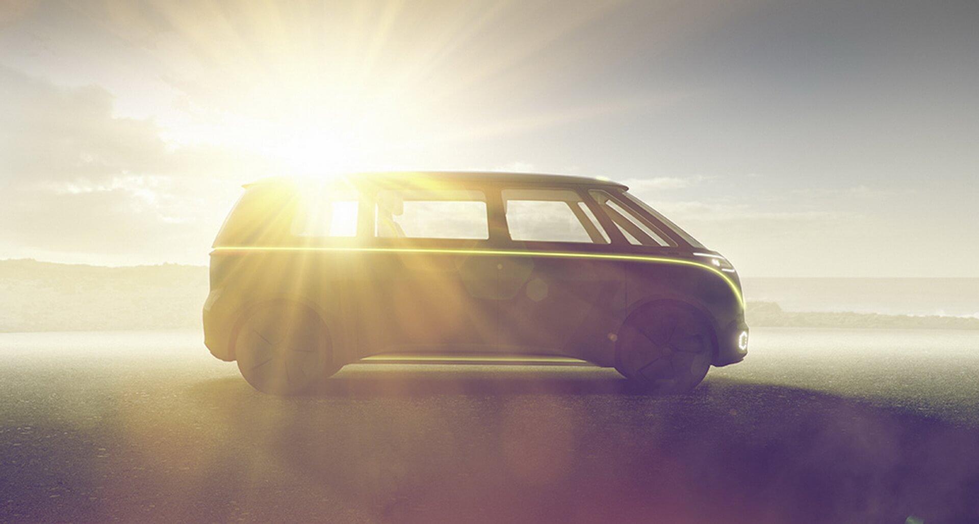 Фотография экоавто Volkswagen I.D. BUZZ - фото 5