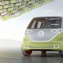 Фотография экоавто Volkswagen I.D. BUZZ - фото 6