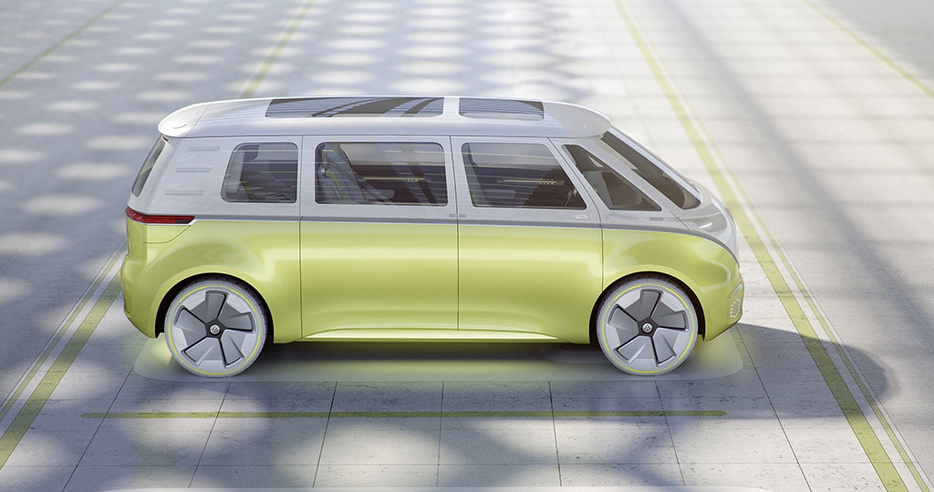 Фотография экоавто Volkswagen I.D. BUZZ - фото 9
