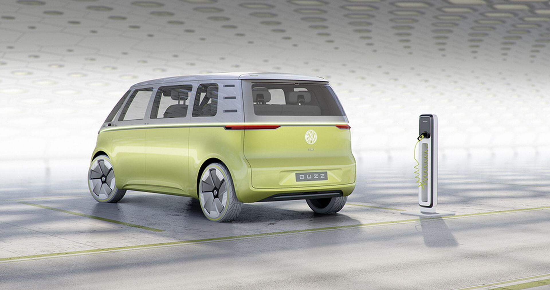 Фотография экоавто Volkswagen I.D. BUZZ - фото 12