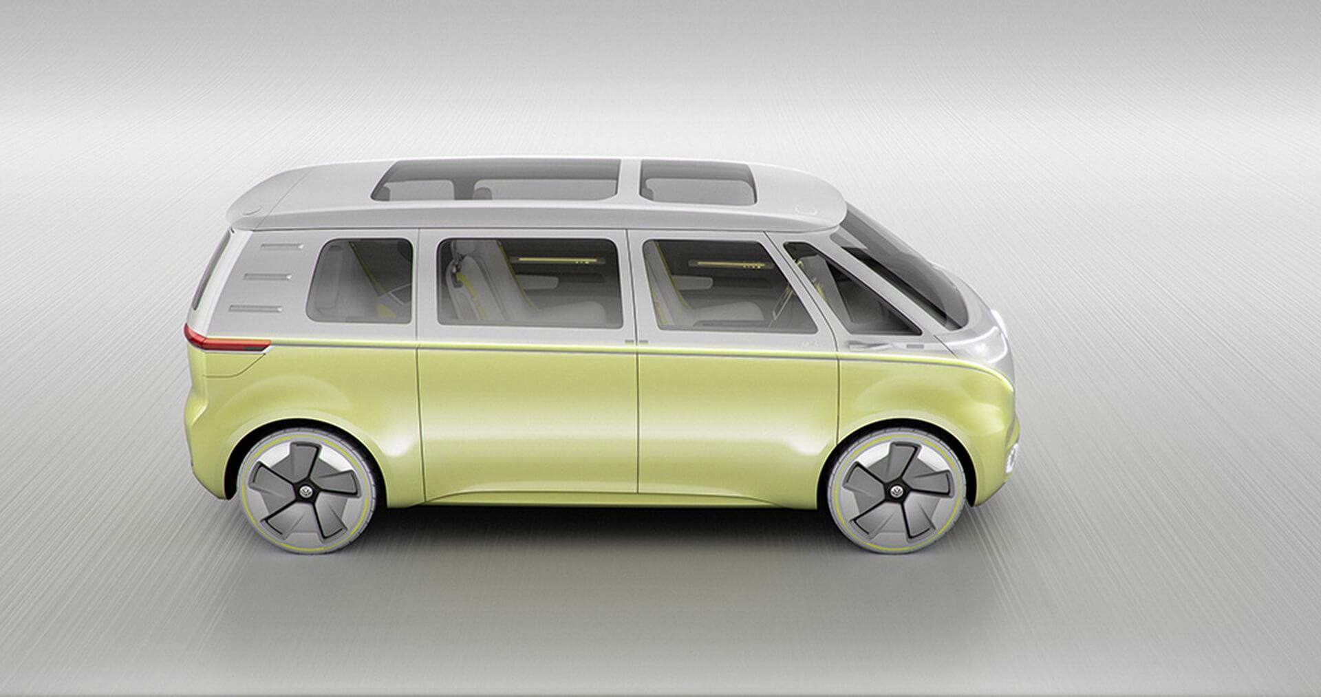 Фотография экоавто Volkswagen I.D. BUZZ - фото 15
