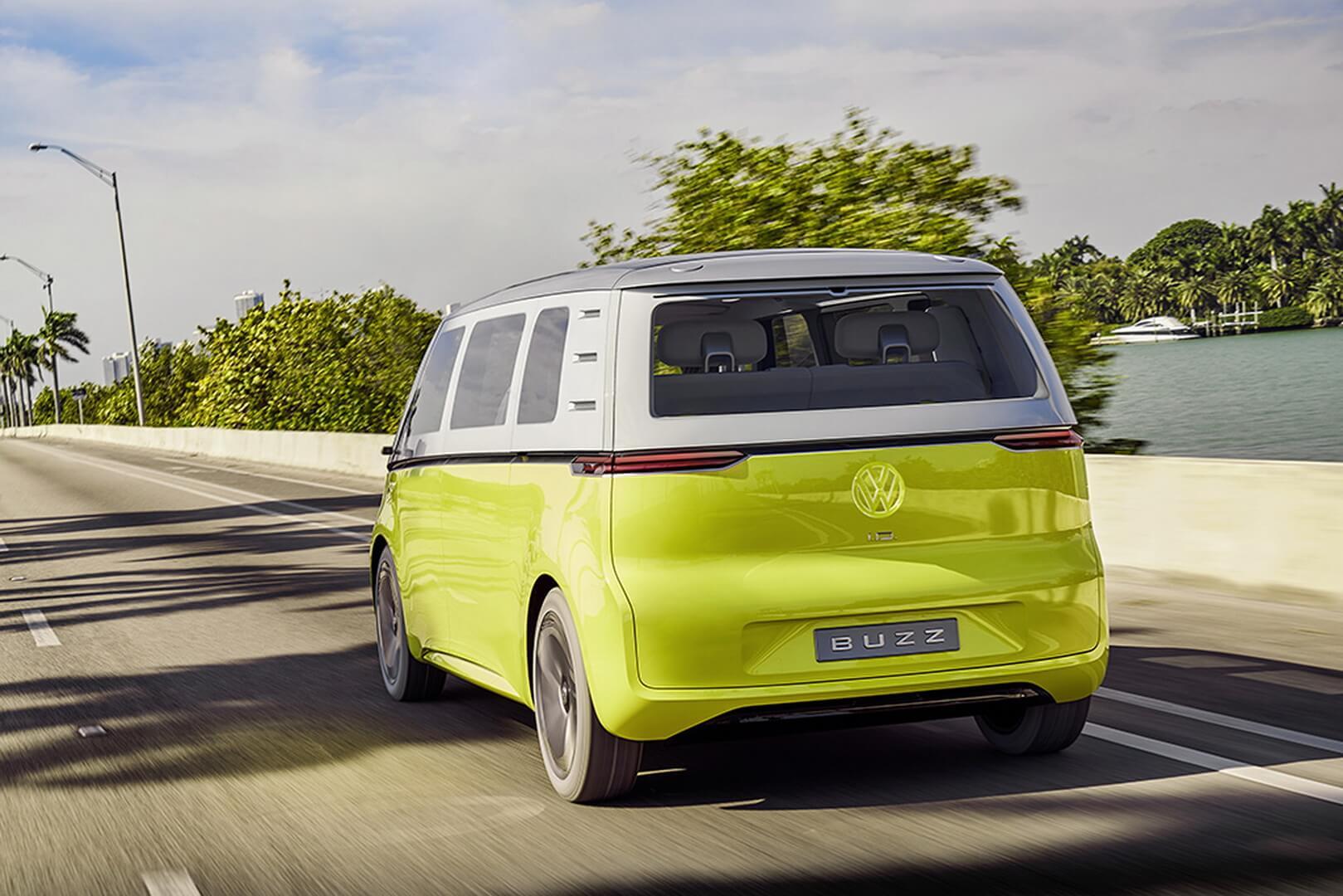 Фотография экоавто Volkswagen I.D. BUZZ - фото 19
