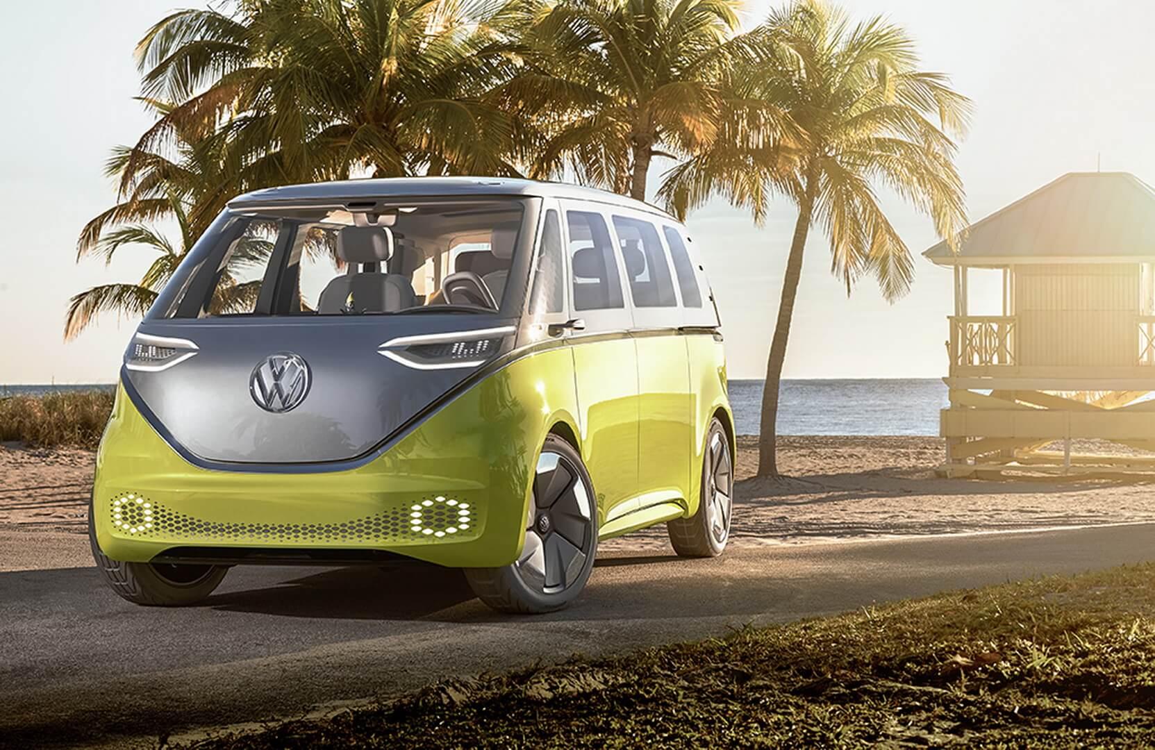 Фотография экоавто Volkswagen I.D. BUZZ - фото 24