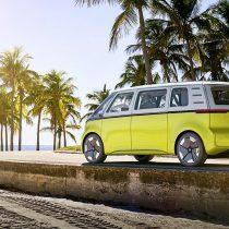 Фотография экоавто Volkswagen I.D. BUZZ - фото 25