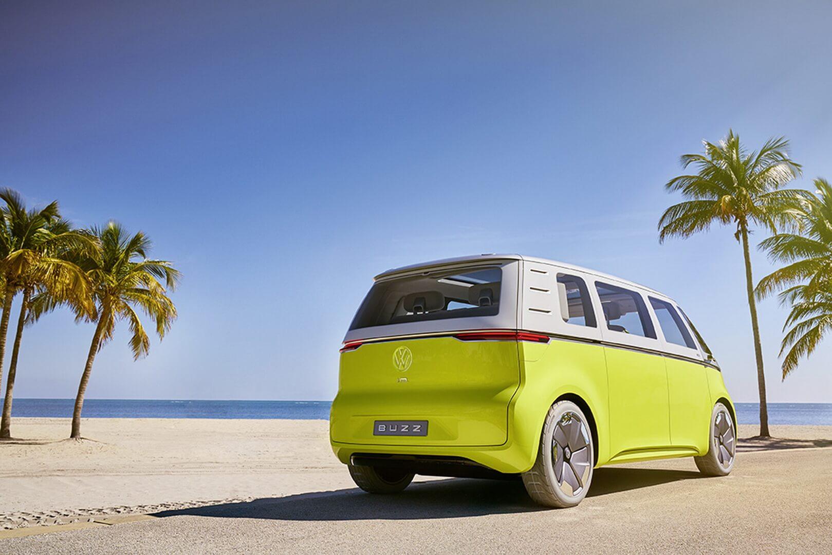 Фотография экоавто Volkswagen I.D. BUZZ - фото 27