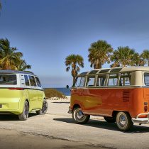 Фотография экоавто Volkswagen I.D. BUZZ - фото 31