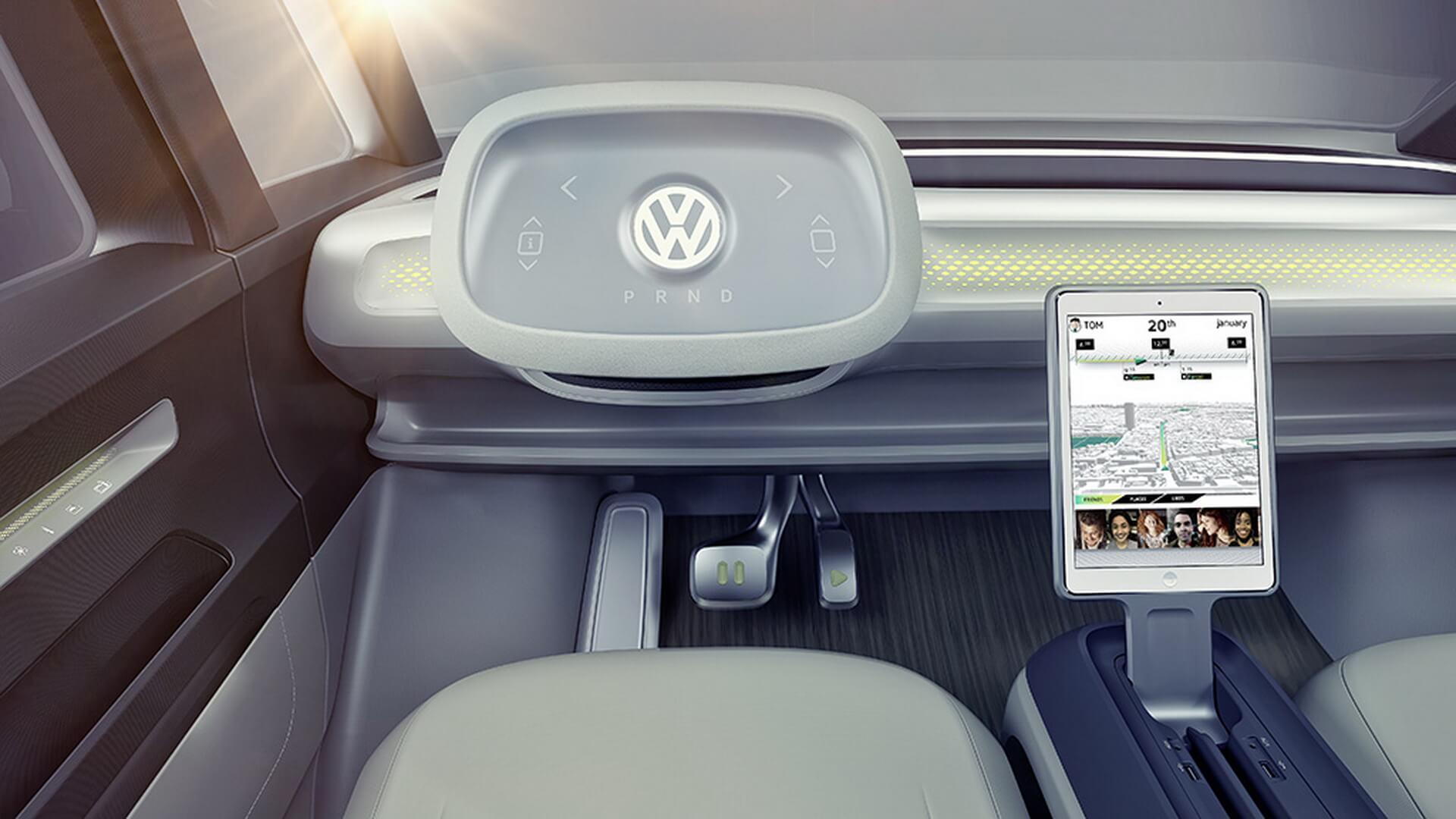 Фотография экоавто Volkswagen I.D. BUZZ - фото 33