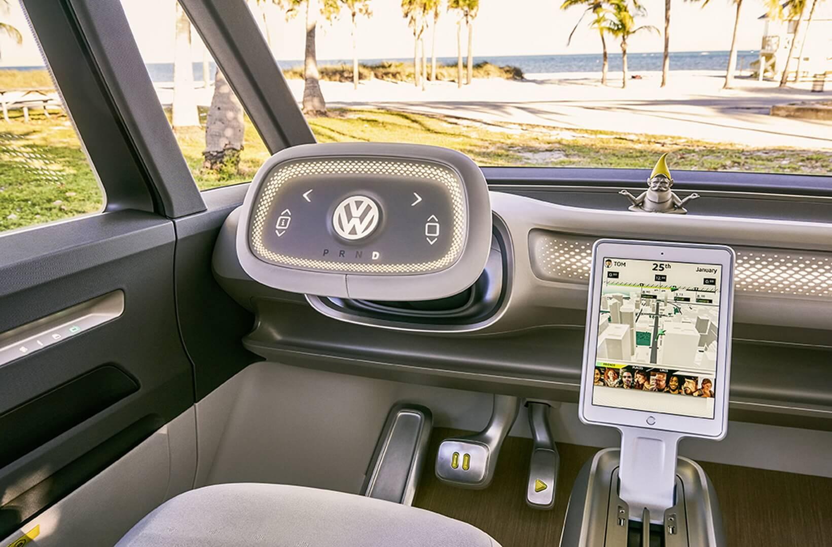 Фотография экоавто Volkswagen I.D. BUZZ - фото 44