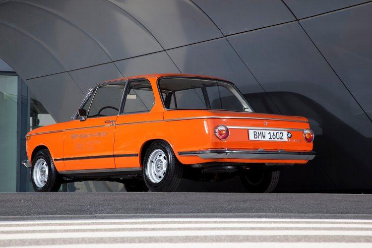 Электромобиль BMW 1602 — фото 2
