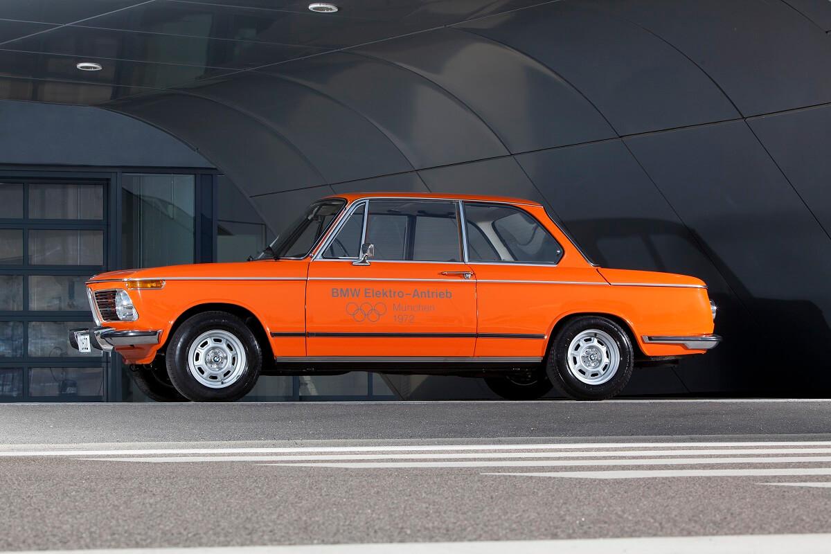 Электромобиль BMW 1602