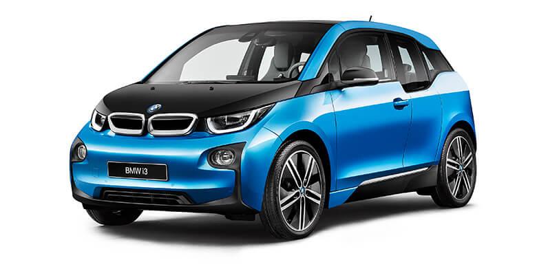 Самый продаваемый электромобиль BMW