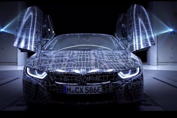 Спорткар BMW i8 Roadster — фото 6