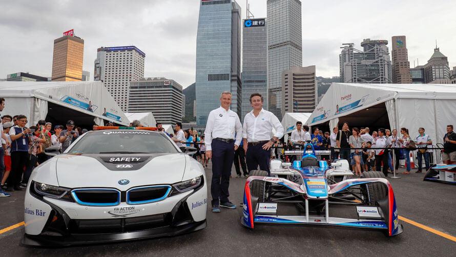 BMW готовится принимать участие в Formula E