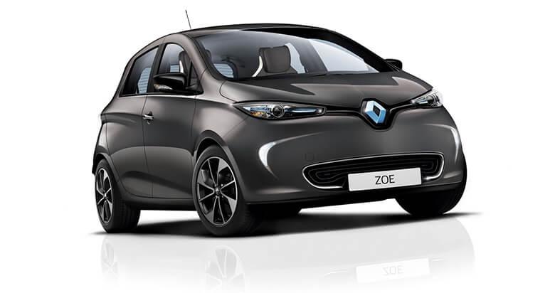 Электромобиль Renault ZOE