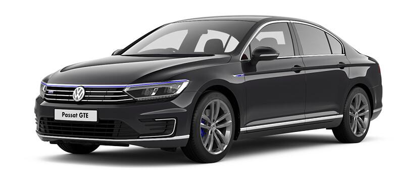 Плагин-гибрид Volkswagen Passat GTE