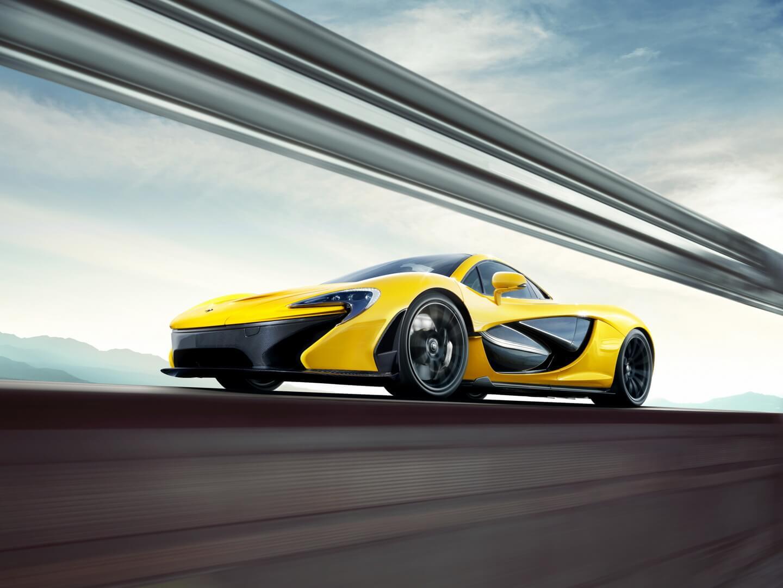 McLarenP1