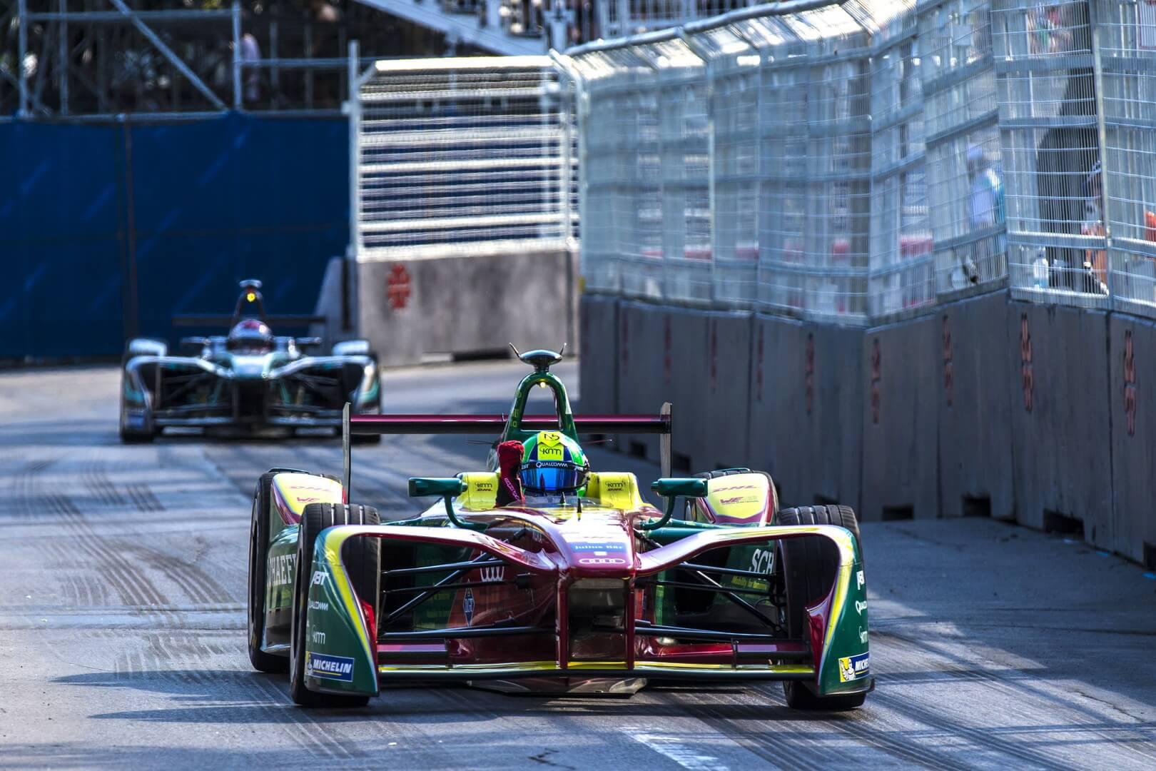 Гонка на электромобилях 2016/2017 Formula E