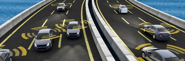 Автомобили с автономным управлением
