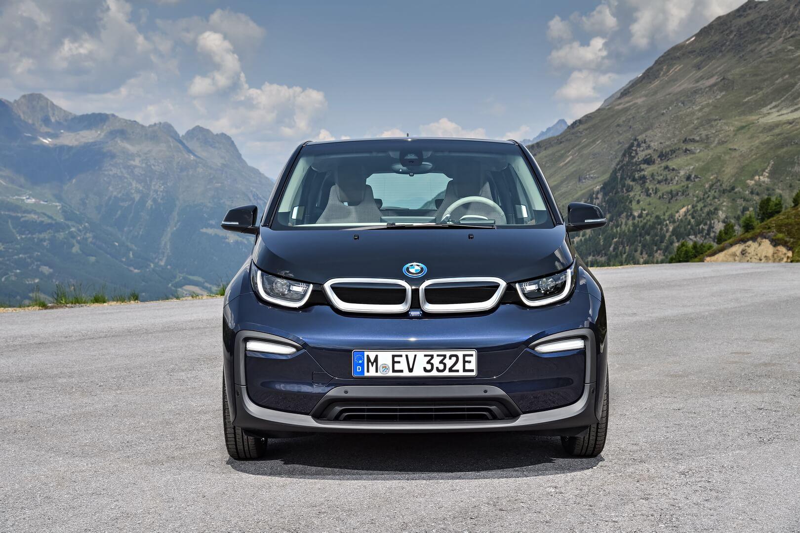 Фотография экоавто BMW i3 2018