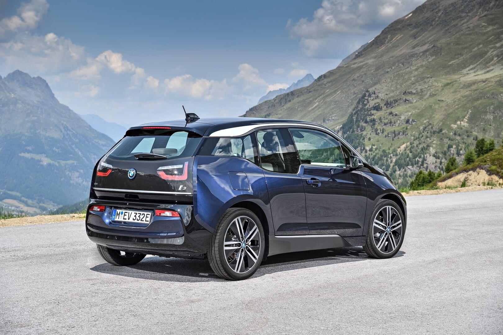 Фотография экоавто BMW i3 2018 - фото 7