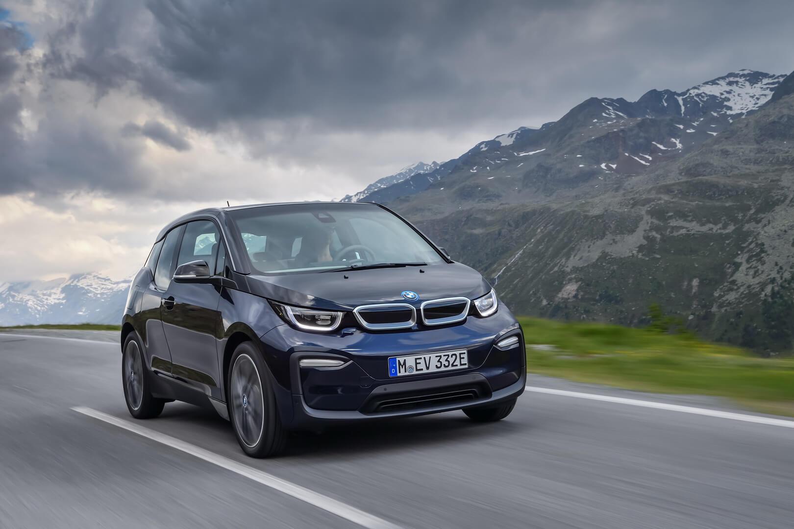 Фотография экоавто BMW i3 2018 - фото 9