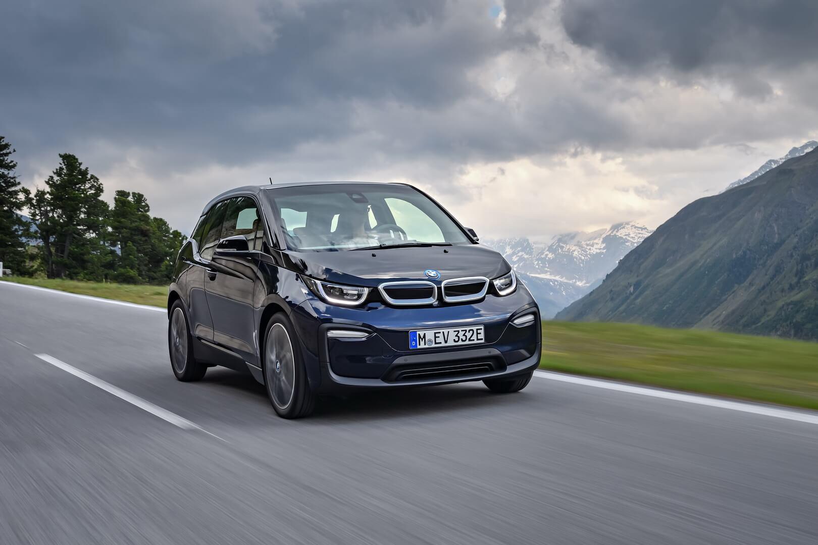 Фотография экоавто BMW i3 2018 - фото 10