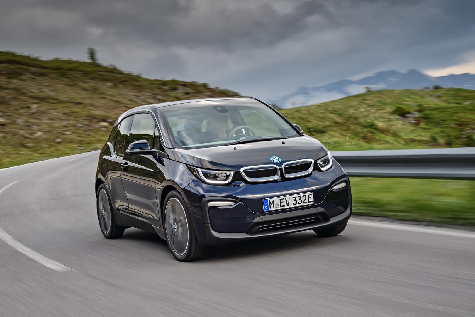 Фотография экоавто BMW i3 2018 - фото 11