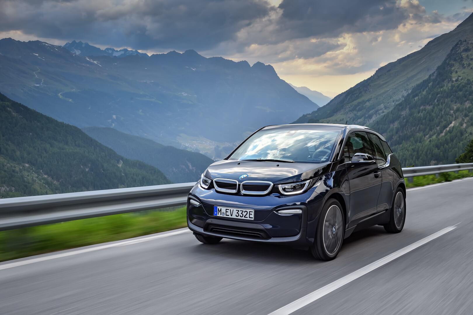Фотография экоавто BMW i3 2018 - фото 13