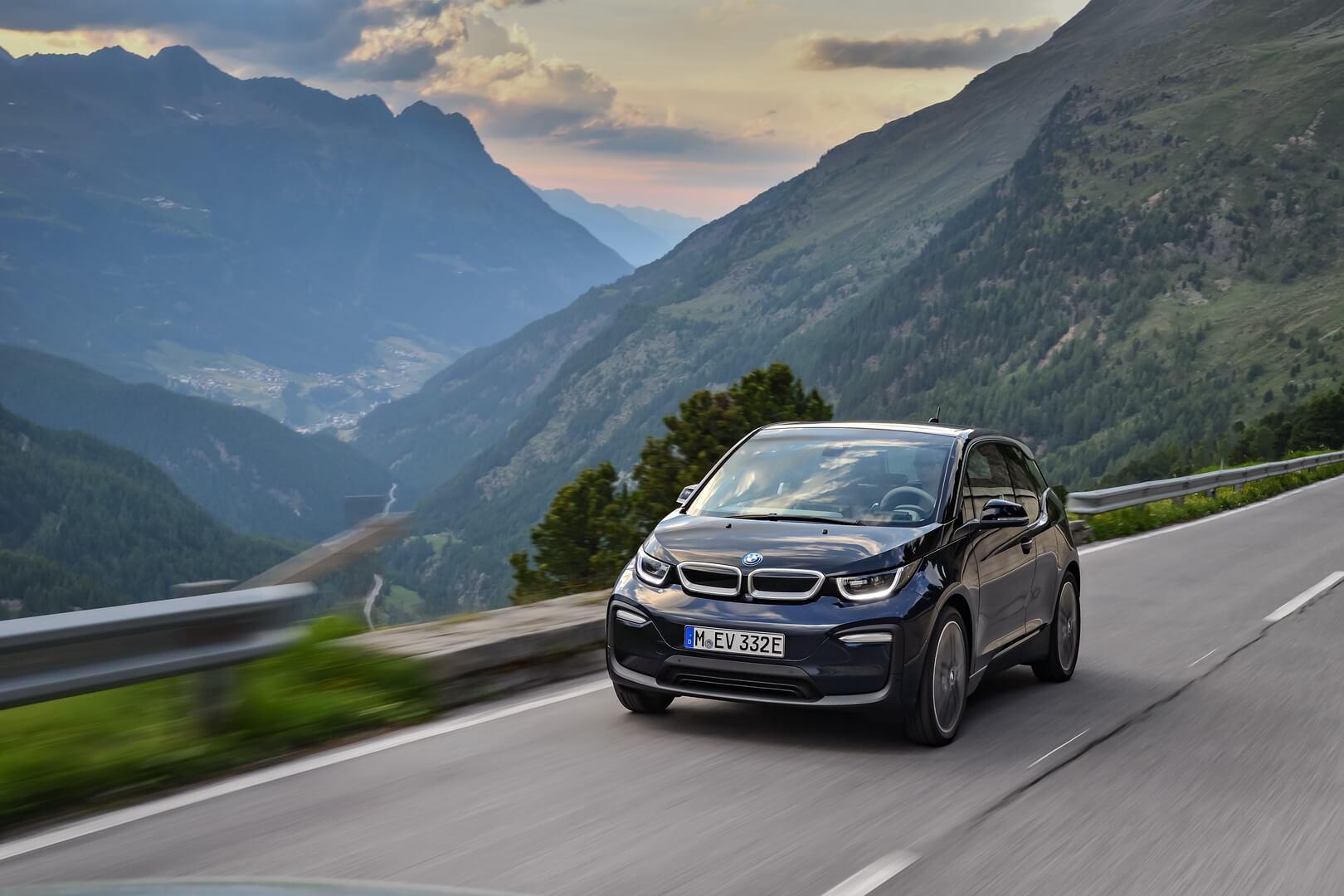 Фотография экоавто BMW i3 2018 - фото 17