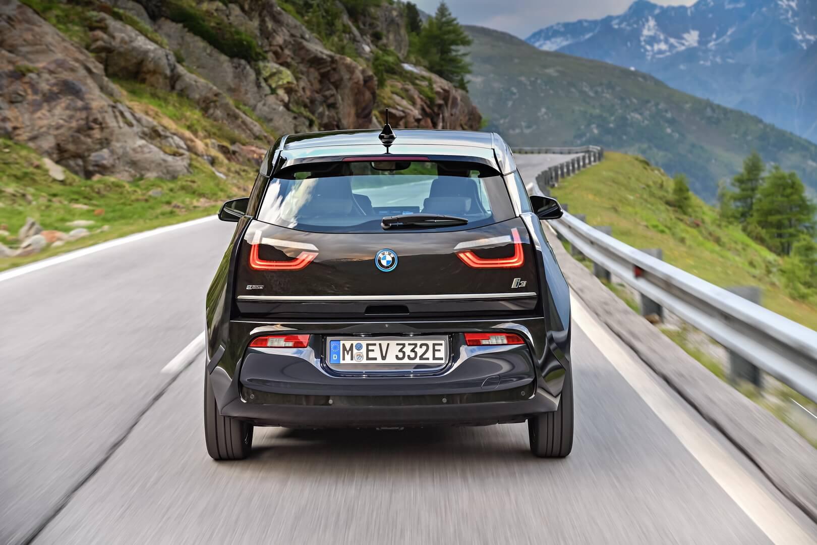 Фотография экоавто BMW i3 2018 - фото 20