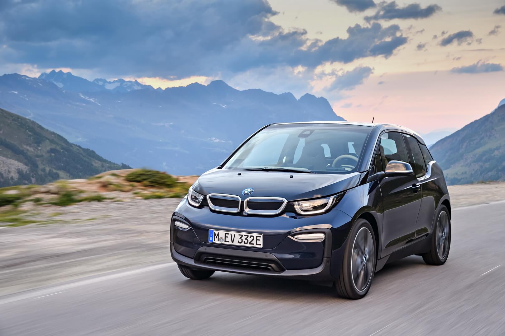 Фотография экоавто BMW i3 2018 - фото 27
