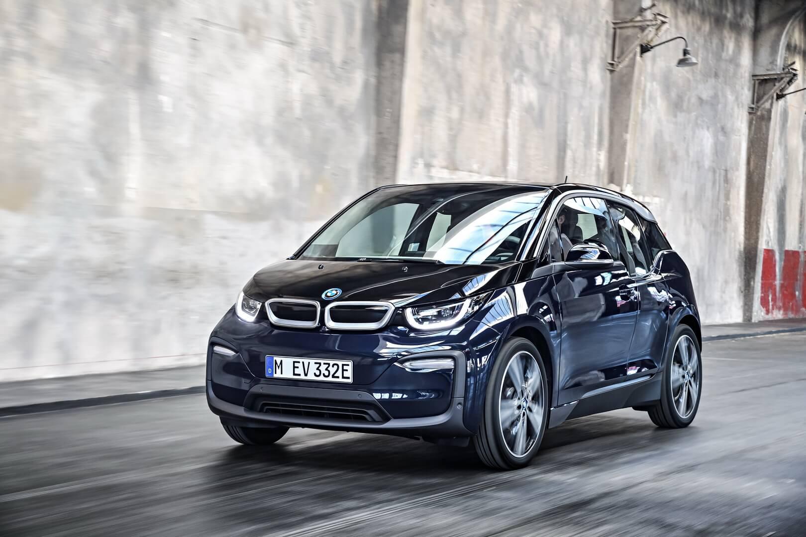 Фотография экоавто BMW i3 2018 - фото 29