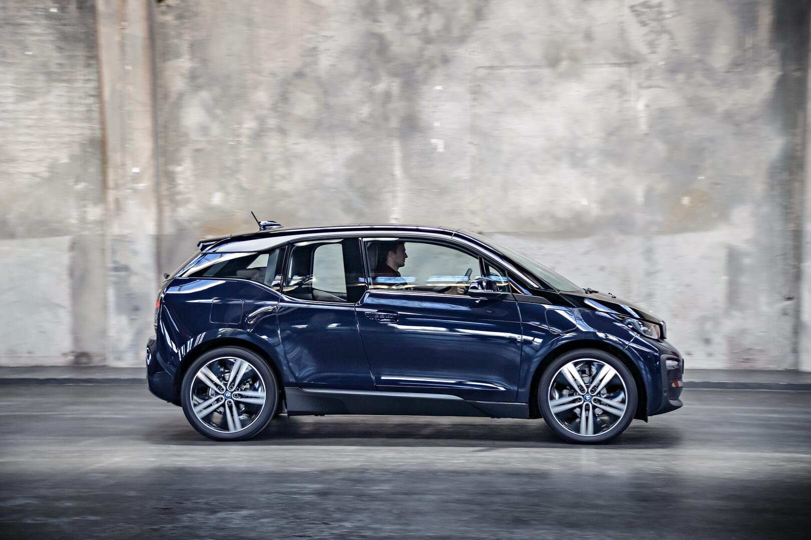 Фотография экоавто BMW i3 2018 - фото 31