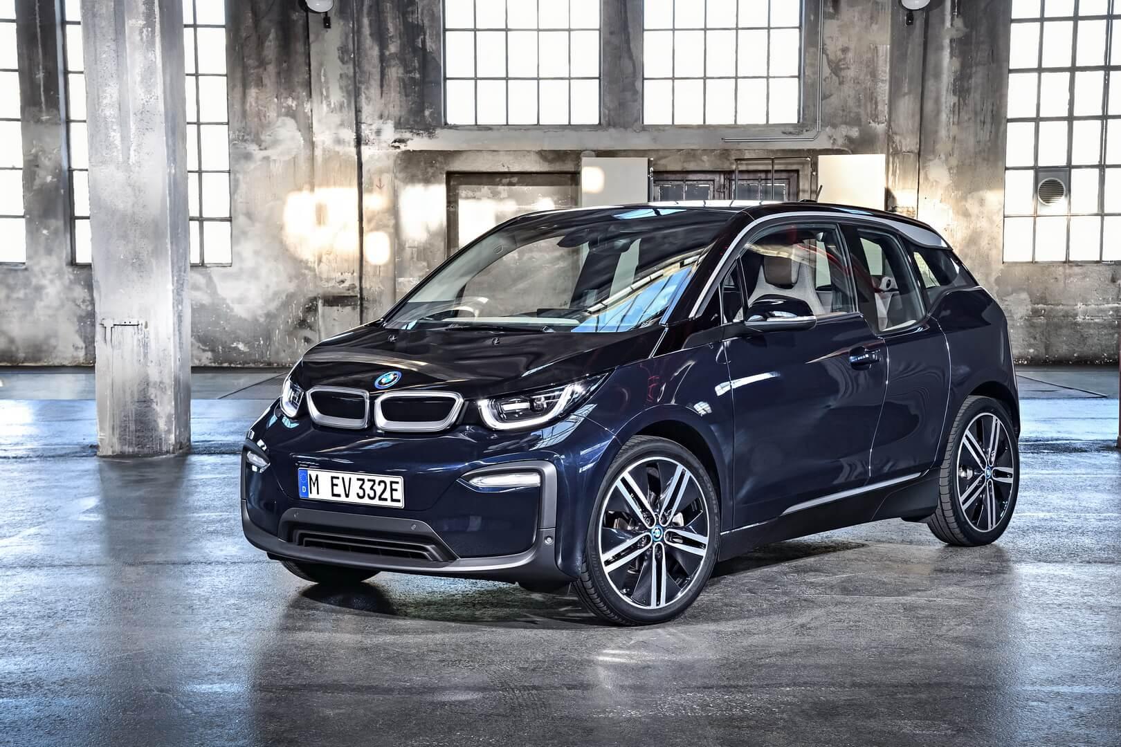 Фотография экоавто BMW i3 2018 - фото 34