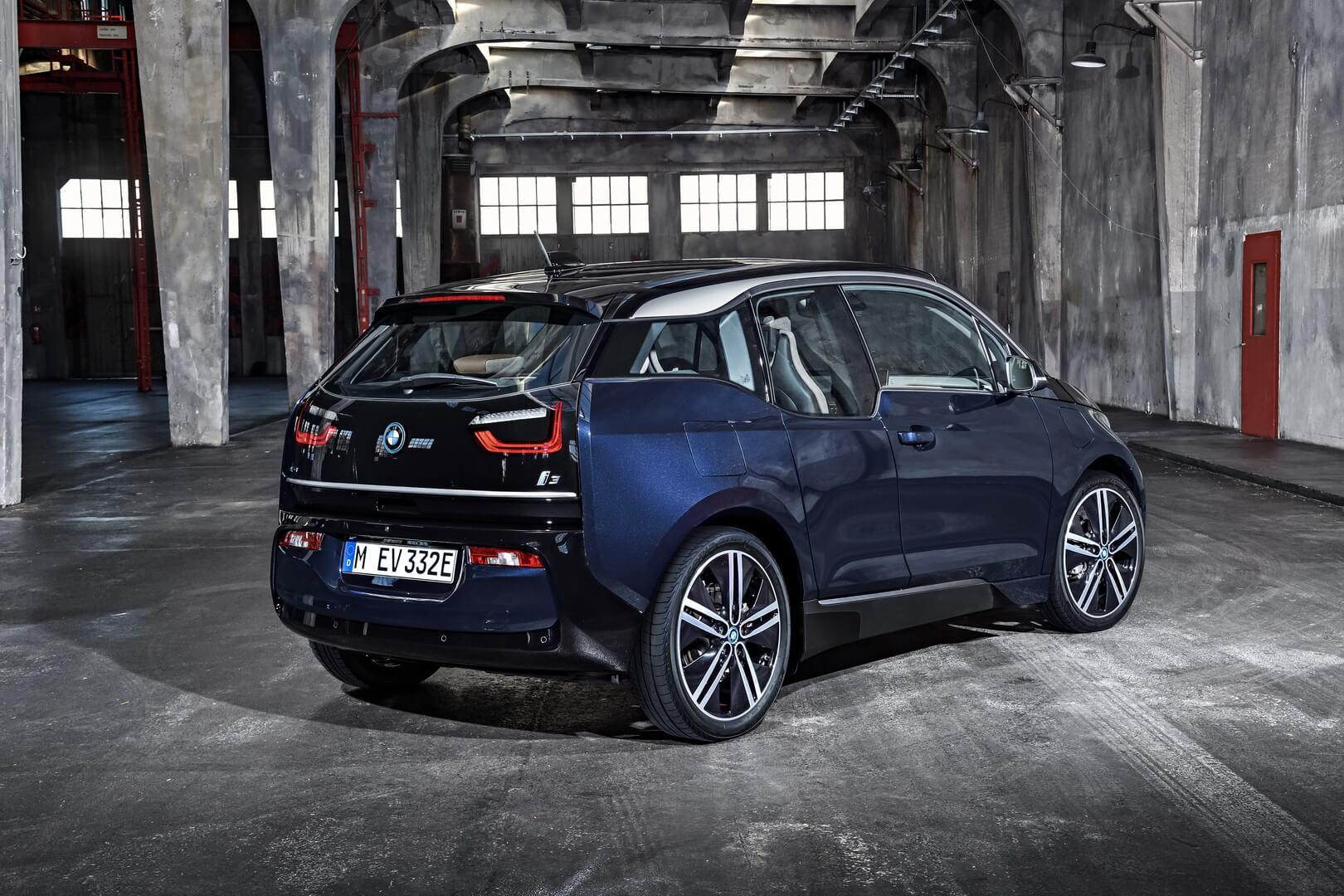Фотография экоавто BMW i3 2018 - фото 39