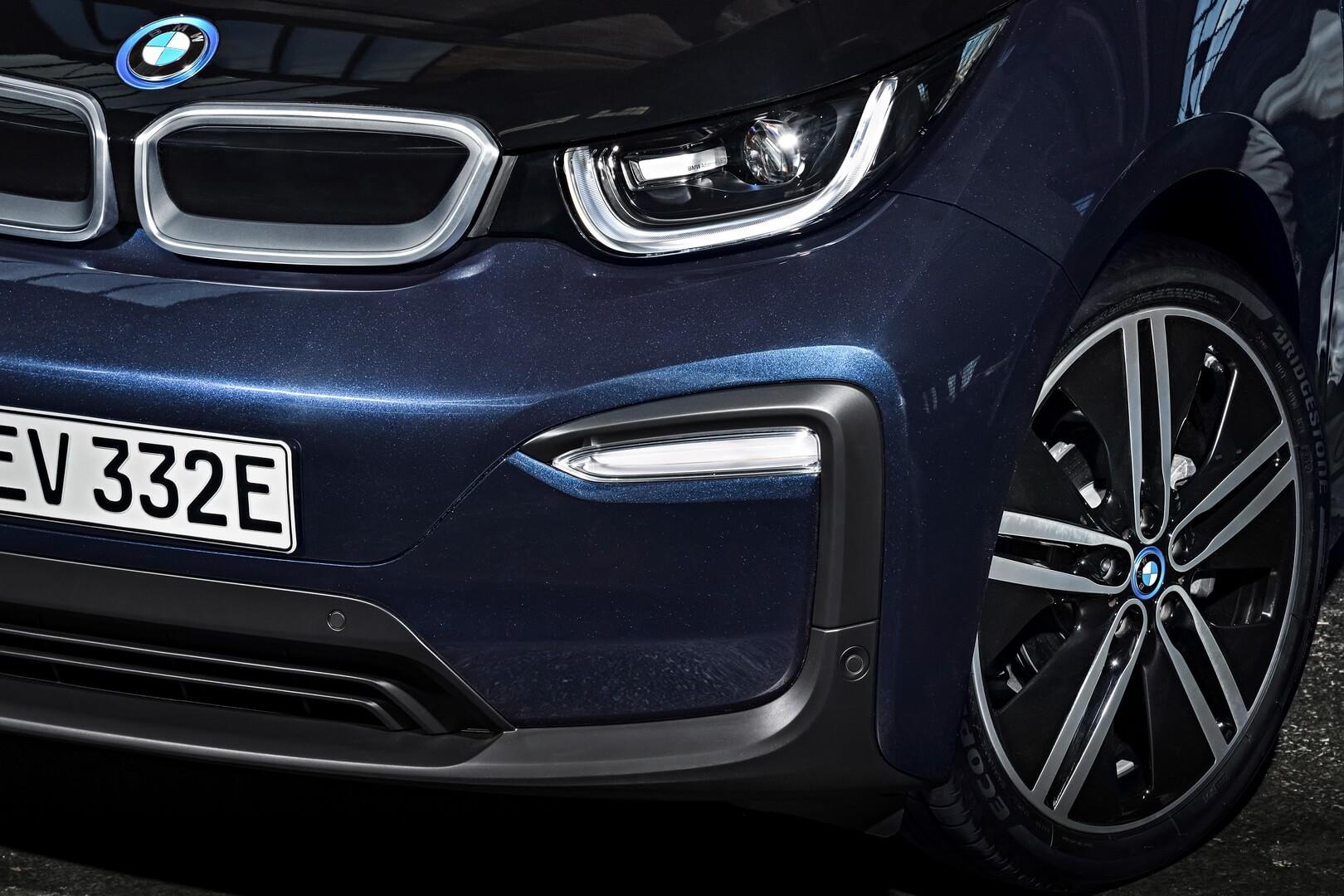 Фотография экоавто BMW i3 2018 - фото 43