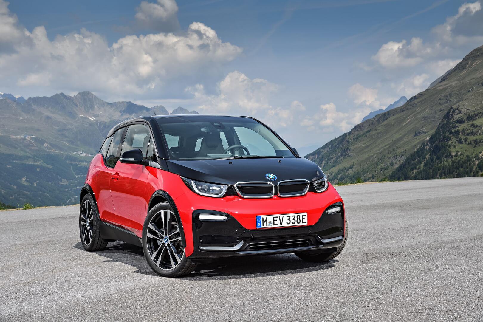 Фотография экоавто BMW i3s 2018 - фото 5