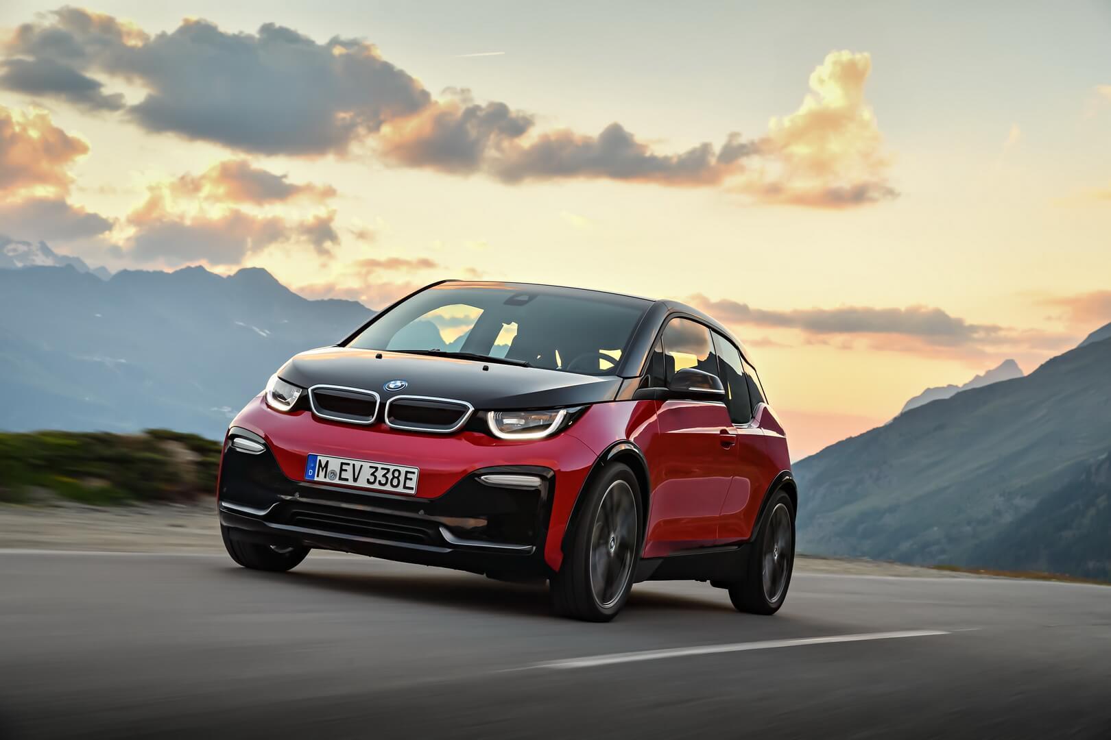 Фотография экоавто BMW i3s 2018 - фото 7