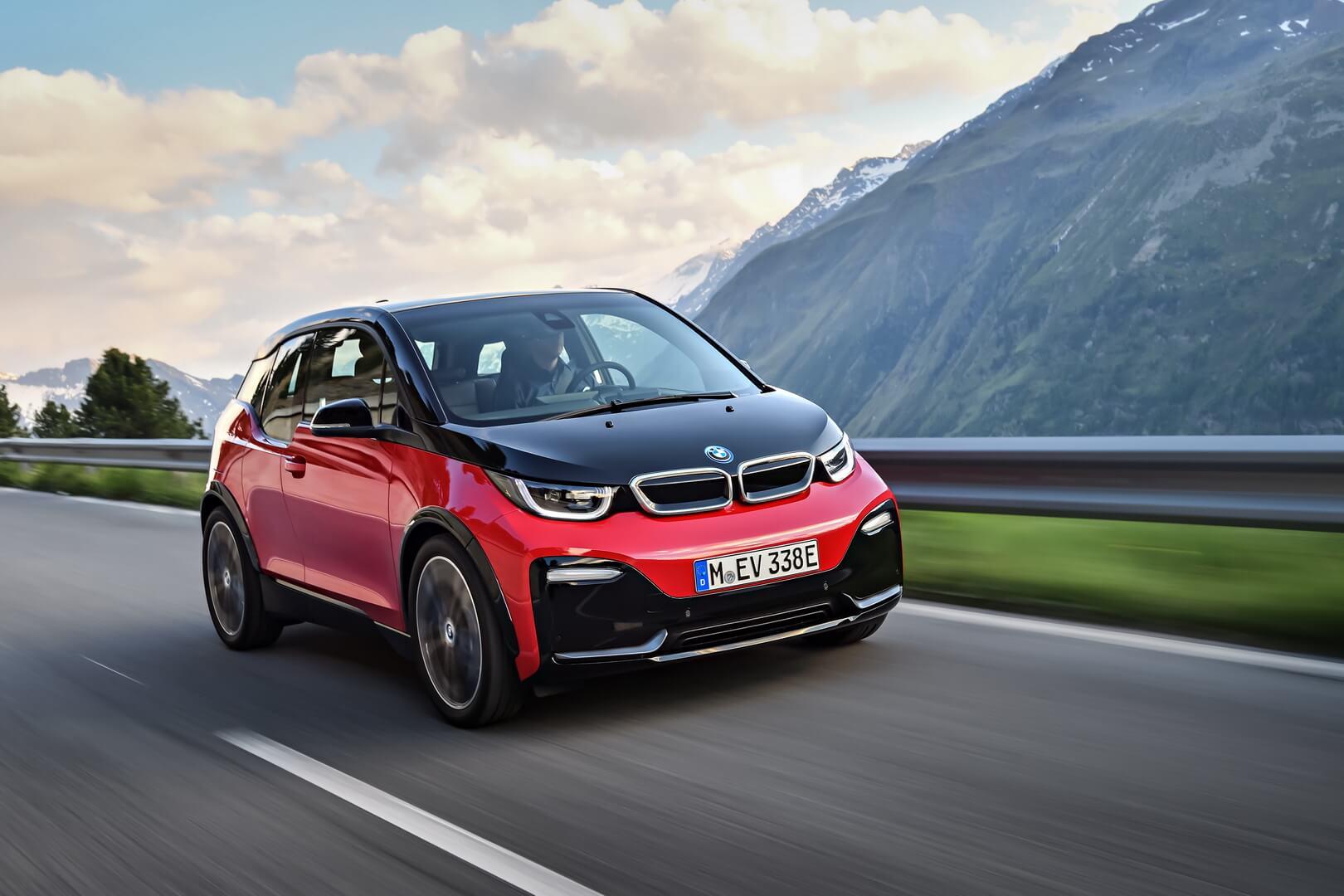 Фотография экоавто BMW i3s 2018 - фото 10